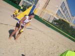 Пляжний волейбол (вресень 2013 р. ) Повернулися із золотими медалями