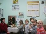 Підготовка до драматизації казки Рукавичка в підготовчому класі (2012-201